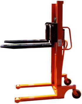 手動油壓堆高機-力大機械企業社