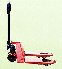 短牙型拖板車,短牙型油壓板車,短牙型棧板車-力大機械企業社