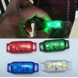LED鞋燈新防水設計根據步行來控制發光 戶外運動/路跑/馬拉松/夜跑