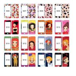 iphone6 Plus彩色钢化玻璃膜