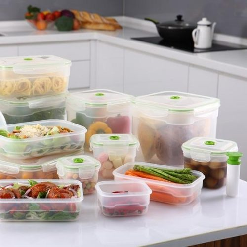 Airtight-Food-Storage-Containers-with-Manual-Pump